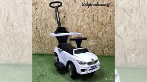 Машинка-<b>каталка Толокар Rivertoys</b> BMW JY-Z06B купить в ...
