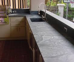 Countertop For Outdoor Kitchen Bluestone Countertop