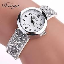 Hunputa® <b>Duoya</b> Brand Watches Women Luxury <b>Crystal</b> Women ...