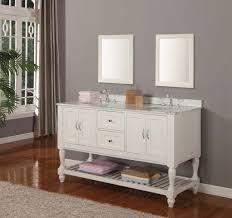 open bathroom vanity cabinet:  sinks open vanities for bathrooms classic white stained wooden vanity cabinet for bathroom with open