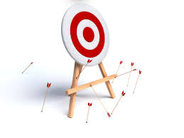 building your brand through failure greenbook build your brand arrows missing target