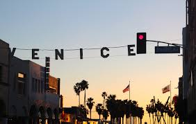 photo essay los angeles beach cities in winter venice beach los angeles