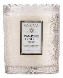 Ароматическая свеча <b>Panjore Lychee</b> (панжерское личи ...