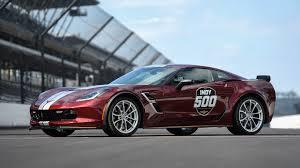 Chevrolet показал Corvette Grand <b>Sport для</b> гонки Indy 500