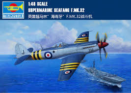"Trumpeter 02851 1:48 British super Marin ""sea <b>poison</b> tooth"" F.MK ..."