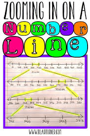 best images about math chart area and zooming in on a number line
