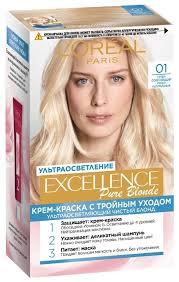 L'Oreal Paris Excellence <b>стойкая крем-краска для</b> волос — купить ...