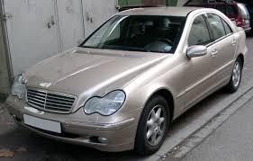 Mercedes-Benz C-Class (W203)
