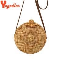 Handmade <b>Rattan Bag</b>
