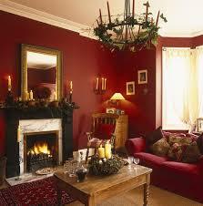 room paint red: red living room  red living room
