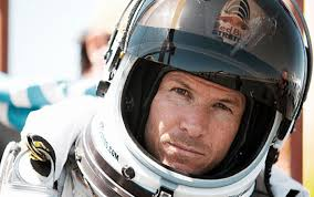 I have been transfixed with the bravery and sheer madness of the Austrian skydiver Felix Baumgartner. The winds at Roswell have so far prevented the launch ... - felix-baumgartner