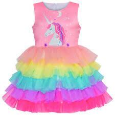 <b>Unicorn Wedding Dresses</b> (Sizes 4 & Up) for Girls for sale   eBay