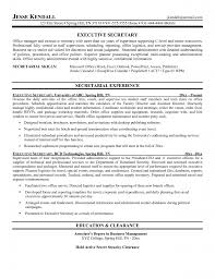sample resume for secretary receptionist job and resume template 1275 x 1650
