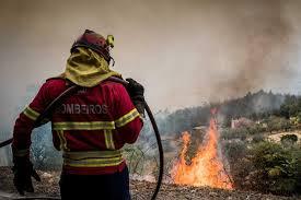 Prisão preventiva para suspeito de atear fogo em Oliveira do Hospital
