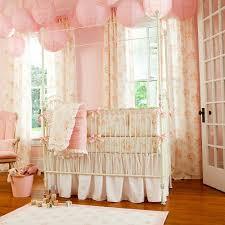 cozy girl nursery
