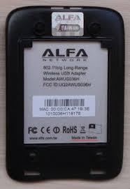 Как отличить оригинальный <b>адаптер Alfa Network</b> от подделки ...