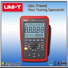 Best <b>Digital Micro</b> Ohm Meters/resistance Meters <b>Uni</b>-<b>t Ut620a</b> - Buy ...