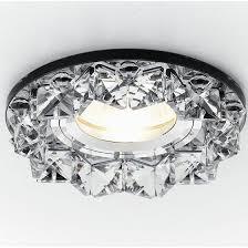 Точечный <b>светильник Ambrella Light K330</b> BK Ambrella_K225 ...