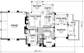 Bedroom  Bath Mansion House Plan   Chatham Design Group Bedroom  Bath Mansion House Plan Image