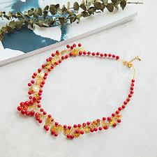 Women's <b>Necklace</b> Geometrical Blessed <b>European</b> Imitation Pearl ...