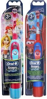 Купить Электрическая <b>зубная щетка ORAL</b>-<b>B</b> DB4, цвет: красный ...