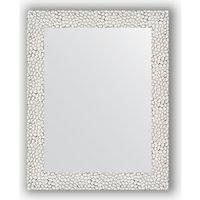 «<b>Зеркало</b> Evoform BY 3002 в <b>багетной раме</b> чеканка белая 46 мм ...