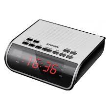Радиобудильник <b>HYUNDAI H</b>-<b>RCL100</b>, белый — купить в ...