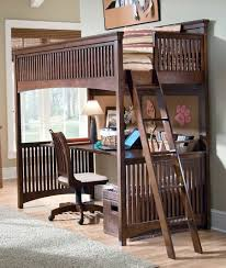 wood bunk beds with stairs bunk beds stairs desk