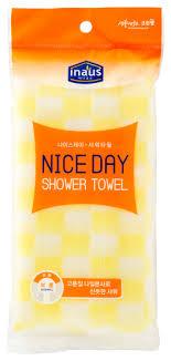Купить <b>Мочалка</b> полотенце массажная для <b>душа Clean</b> Wrap nice ...