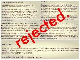 what to do if you get rejected from every summer festival — ROB ...