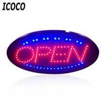 Buy led open sign and get free shipping on AliExpress.com