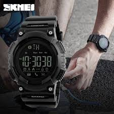 SKMEI 1385 <b>Men Smart Sports</b> Watch #applesmartwatch | Watches ...