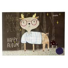 Альбом для <b>рисования Kroyter</b> Happy А4 30 листов – выгодная ...