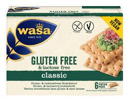 Купить Хлебцы <b>WASA</b> Gluten free, 240 г в торговых центрах ...