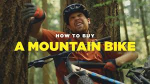 How to Buy a <b>Mountain Bike</b> - YouTube