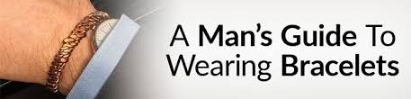 A Man's Guide To Wearing A <b>Bracelet</b>   When And How To Wear ...