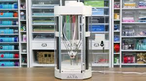 Загрузка пластиковой нити в <b>Silhouette Alta</b>™ <b>3D принтер</b> ...