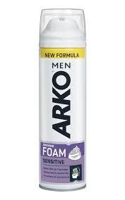 <b>Пена для бритья ARKO</b> Men sensitive | Watsons