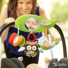 Навесная <b>игрушка</b> на бампер коляски <b>Skip Hop</b> Stroll купить в ...