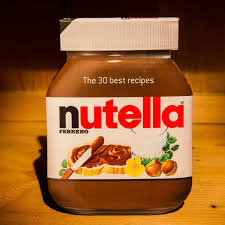 Image result for nutella recipes