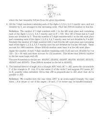maths olympiad previous year questions studychacha regional mathematical olympiad exam question paper