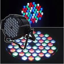 Professional Stage 54*<b>3W</b> RGBW PAR Can <b>Wholesale Price LED</b> ...