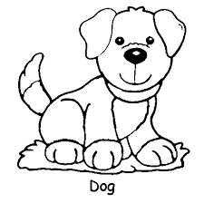 Small Picture Cute Dogs Coloring Pages Dog Coloring Pages Printable Animals