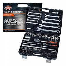<b>AV Steel</b> - профессиональный <b>инструмент</b>, наборы ...