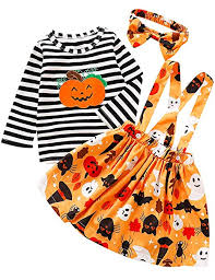 Truly One <b>Toddler Girls</b> Thanksgiving Outfit Merry Christms <b>Dress</b> Set