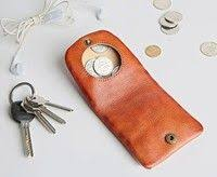 New Fashion Top Grain <b>Italy Genuine Calf Leather</b> Handmade Coin ...