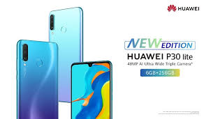 Huawei <b>P30</b> lite <b>New</b> Edition brings the first ever 32MP selfie ...