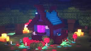 Minecraft | How to Build a <b>Witch</b> House | <b>Halloween</b> Special - YouTube