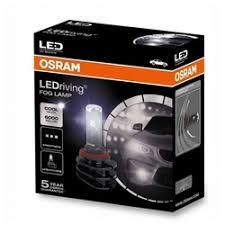 «Светодиодные <b>лампы OSRAM H11</b> /<b>H8</b> /<b>H16</b> LEDriving, 6000K ...