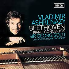 <b>Beethoven</b>: Piano Concertos by <b>Vladimir Ashkenazy</b> & Chicago ...